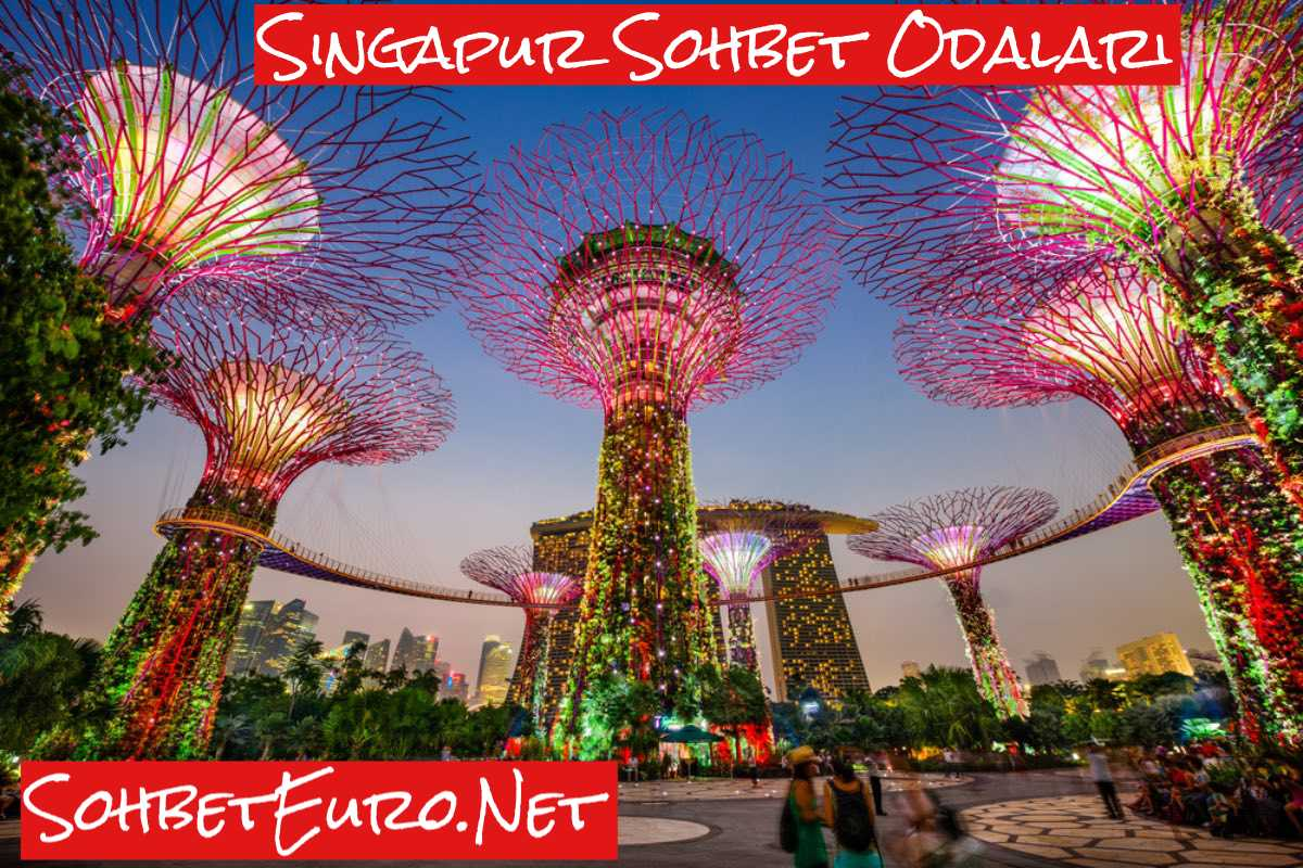 Singapur Sohbet Odaları